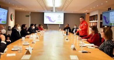PRI y Futuro 21 se reúnen para coordinar plataforma común en elección