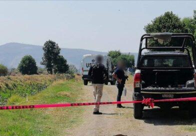 Localizan hombre decapitado en Chilchota