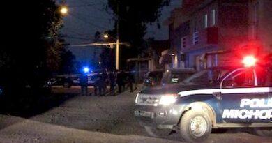 Un hombre y una mujer son baleados en plena plaza de El Soldado en Ocampo