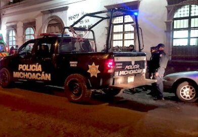 Atacan a joven mientras caminaba por calles de Zamora