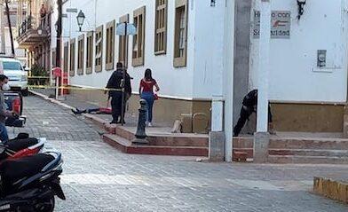 Una mujer y 2 hombres, los asesinados, en el Centro de Cotija
