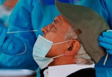 Se registran en México 16 mil 468 nuevos contagios de Covid-19 en 24 horas; suman ya 137 mil 916 muertes