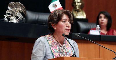 Delfina Gómez descarta cambios en la estrategia educativa de México