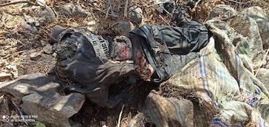 Localizan cadáver putrefacto de un hombre en Huandacareo