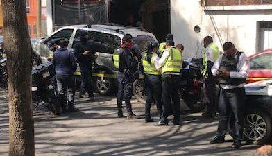 A plena luz del día y en transitada avenida, ejecutan un mecánico en Morelia
