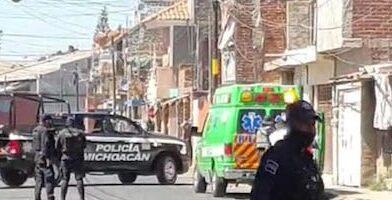 Ejecutan a ciclista en calles de Jacona
