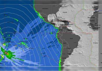 Se enciende alerta de tsunami, en Costa michoacana, tras sismo en Nueva Zelanda
