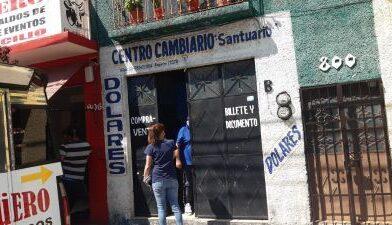 Asaltana casa de cambio en Morelia