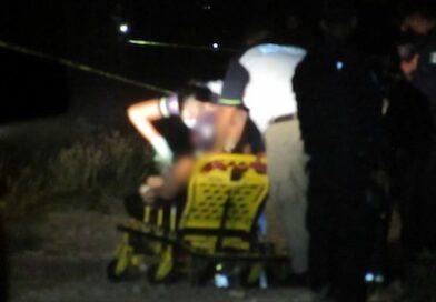 Hombres armados atacan a balazos al «Gurrumino» quedando herido