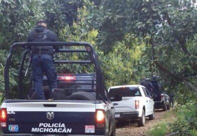 Tiran cadáver acuchillado cerca de la Univa en Jacona