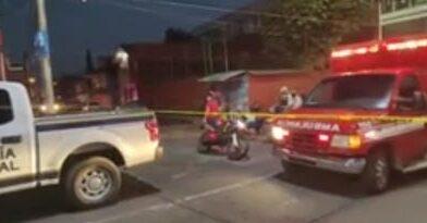 Taxista es atacado a balazos en Uruapan