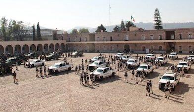 Implementa SEDENA despliegue operativo en municipios michoacanos con más homicidios