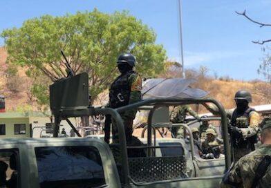 Despliegan operativo de inteligencia en Aguililla tras enfrentamientos entre CJNG y Cárteles Unidos