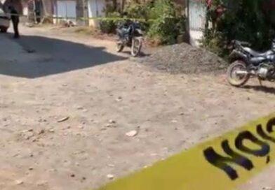 Asesinan a mujer frente a sus vecinos, en Uruapan