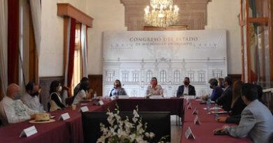 Especialistas y académicos fortalecen iniciativa para la creación del Comité Ciudadano del Poder Legislativo