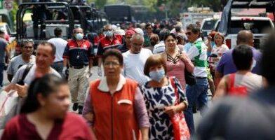 México registra 20 mil 685 contagios de COVID en un día, nuevo récord de la tercera ola