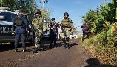 Enfrentamiento entre el CJNG y el Cártel de Tepalcatepec deja 5 muertos en Michoacán