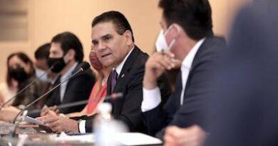 Silvano Aureoles podría contar con seguridad al dejar el cargo